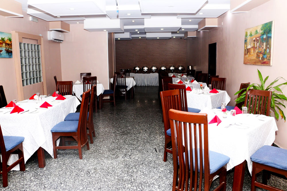 Hotel Facility - Banquet Hall