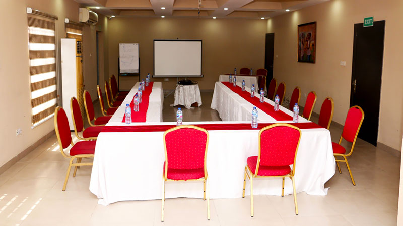 Hotel Facility - Conference Hall