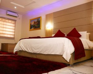 Luxury Deluxe Room