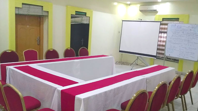 Hotel Facility - Meeting Room