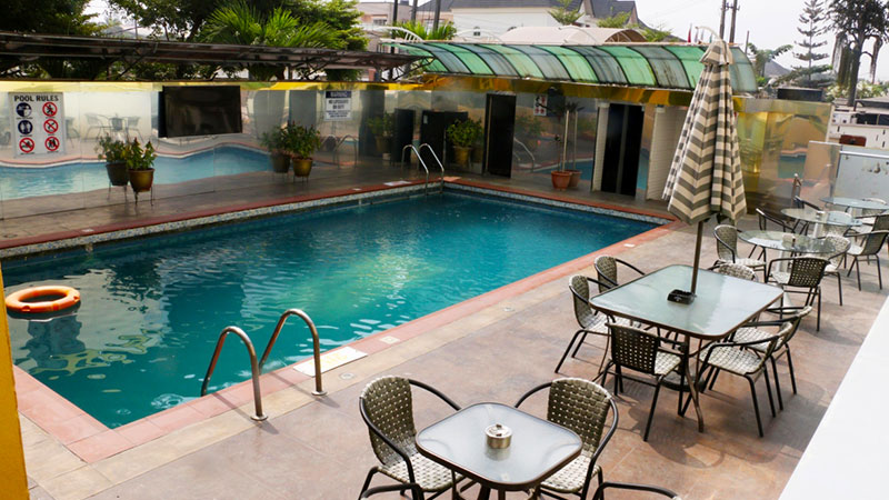 Hotel Facility - Swimming Pool